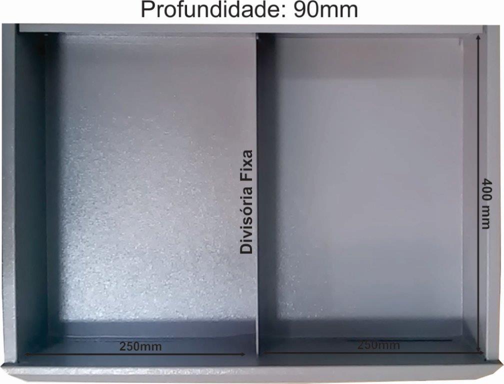 gaveta-carrinho-1-divisoria-90-mm-x-400-mm